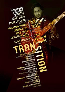 Boek een ticket voor Transition Festival 2017